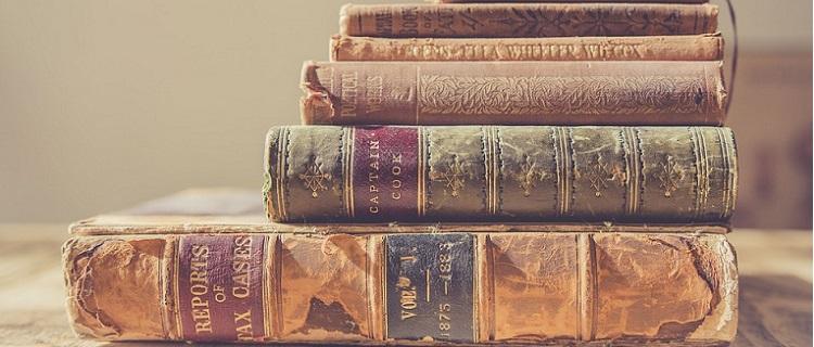 Kitaplarda Vintage Modası!