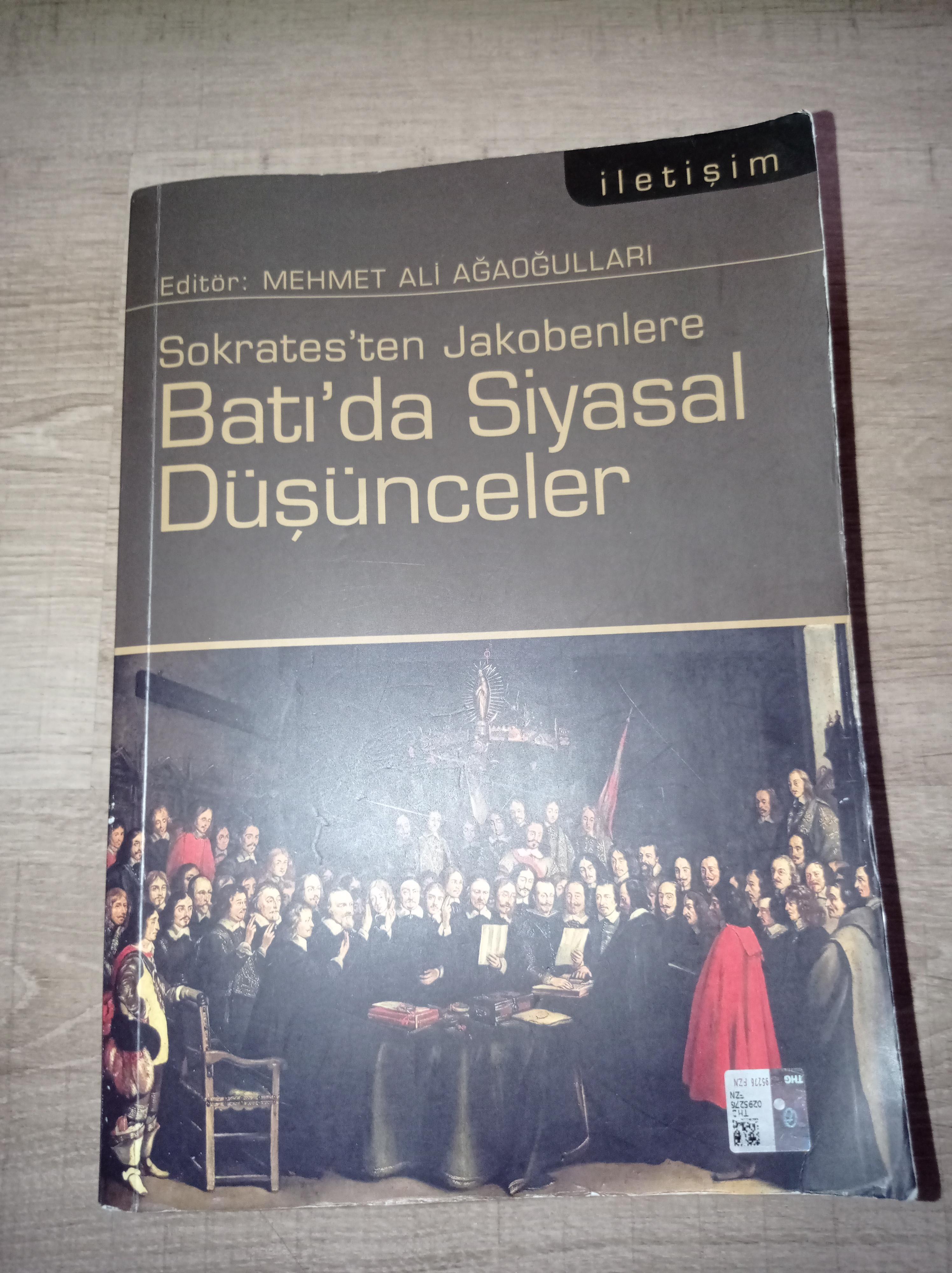9789750509414 kitabı fotoğrafı